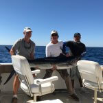 CATCHING MARLIN